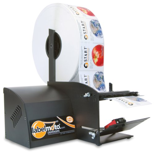 START International LD6050 High-Speed Electric Label Dispenser for up to 4.5'' (114mm) wide labels. by START International