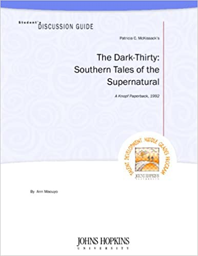 Student's Discussion Guide to The Dark-Thirty: Southern