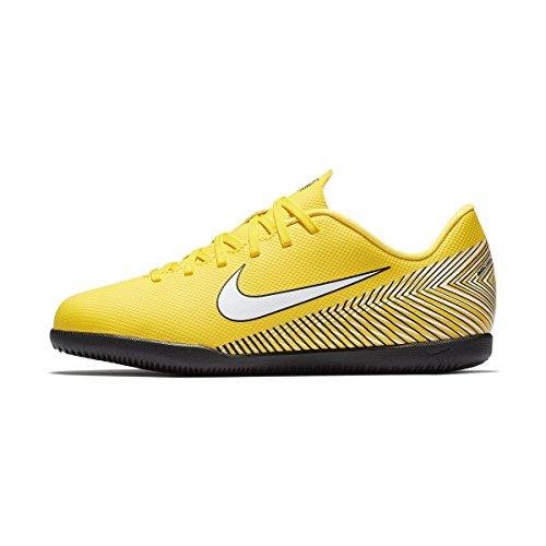 Vapor 710 IC Black Nike Mixte Enfant Chaussures Amarillo Multicolore Jr 12 White Club GS de Fitness NJR 5wwapgfxWq
