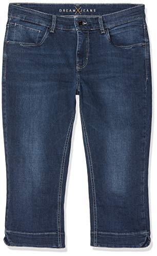 Dream D853 Mac Chic dark Femme Blau Pantalon Used Bc6wdqT1