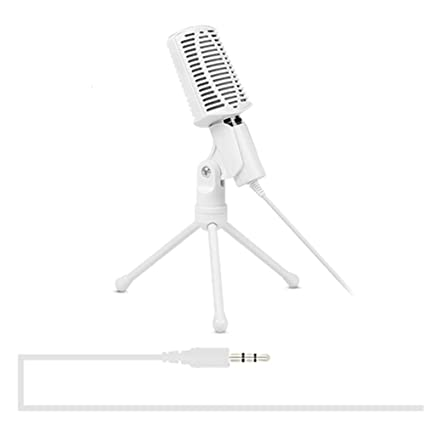 Home Microphone PC, 3 5Mm Plug, Desktop Microphone