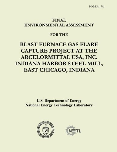 final-environmental-assessment-for-the-blast-furnace-gas-flare-capture-project-at-the-arcelormittal-