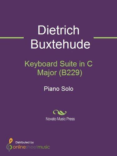 Keyboard Suite in C Major (B229)
