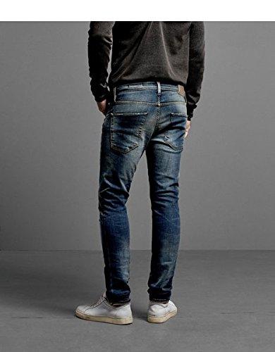 Blu medium blau Homme Jeans 1349 Da I Noos Blue Selected Uomo Skinny Roy Two Denim ZwvnqBxxP7