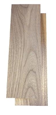 """Black Walnut Lumber 3/4""""x4""""x12"""" - 2 Pack"""