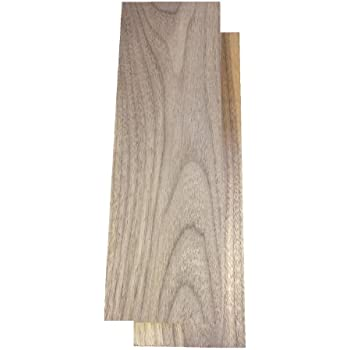Black Walnut Lumber 3 4 X4 X12 2 Pack Amazon Com
