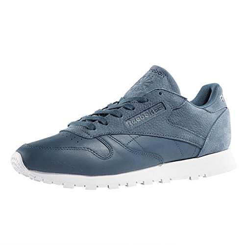 Leather Zapatillas Calzado Azul Classic deporte You Reebok de Mujeres Sea Later EYaqU