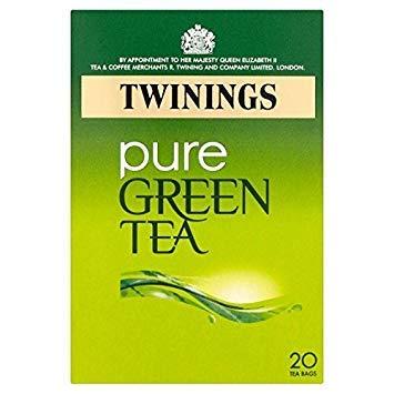 (Twinings Pure Green Tea - 20 per pack)