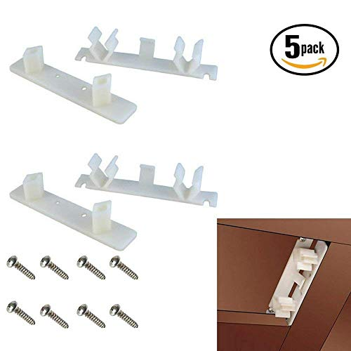 (Tenn-Tex False Front Clips/False Drawer Clips - Pro-Pack of 10)