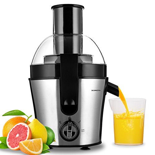 Purchase Centrifugal Juice Extractor, Juicer Machine Citrus Juicer Stainless Steel Orange Juicer Fru...