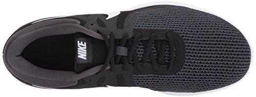 Revolution White Black Shoes 4 Fitness NIKE Anthracite Gs Boys' RgpFqF