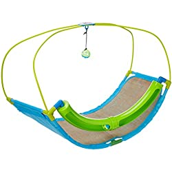 Pet Parade Cat Ball Swing - Playtime Rocking Toy