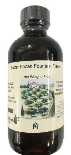 - OliveNation Butter Pecan Flavor Fountain, 4 Ounce