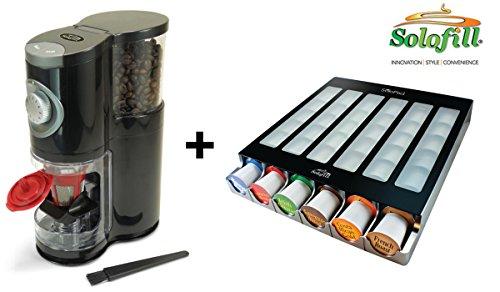 SoloGrind Soloclip Mysolopad Automatic Dispenser