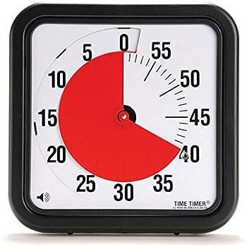 Amazon.com: Time Timer Original 12 inch; 60 Minute Visual ...