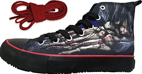 Nero Donna Spiral Sneaker K062s002 42 Nero nero aqafSIzxw