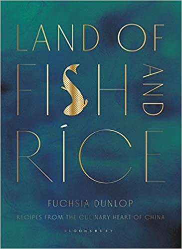 Book's Cover of Land of Fish and Rice: Recipes from the Culinary Heart of China (Anglais) Relié – 28 juillet 2016