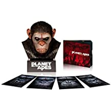 Dawn of the Planet of the Apes: Caesar's Warrior Collection [Blu-ray] by 20th Century Fox