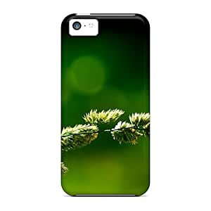 IhX40434DqcU Anti-scratch Cases Covers Favorcase Protective Green Nature Cases For Iphone 5c