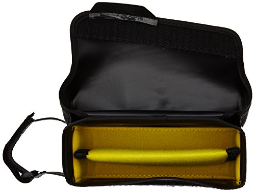 Topeak Rahmentasche Tri DryBag, Black, 14.5 x 4.7 x 12.8 cm, 0.6 Liter, TT9815B