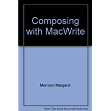 Composing with MacWrite