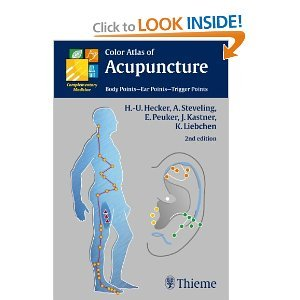 Read Online Color Atlas of Acupuncture 2nd Second edition bbyPeuker ebook