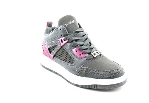 Baby Phat Blake 2 Women's Fashion Sneakers Charcoal/Fuchsia Size 6.5 M