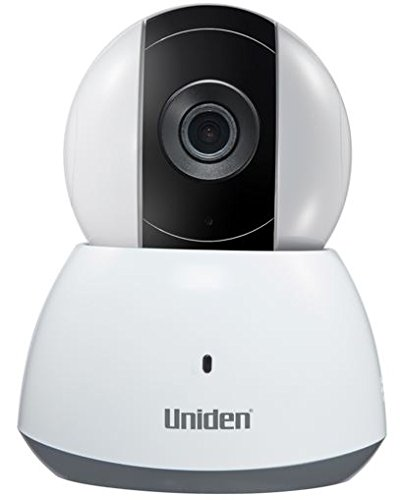 Uniden AppCam 40PT Pan/Tilt HD Indoor WiFi Camera -  Appcam40PT