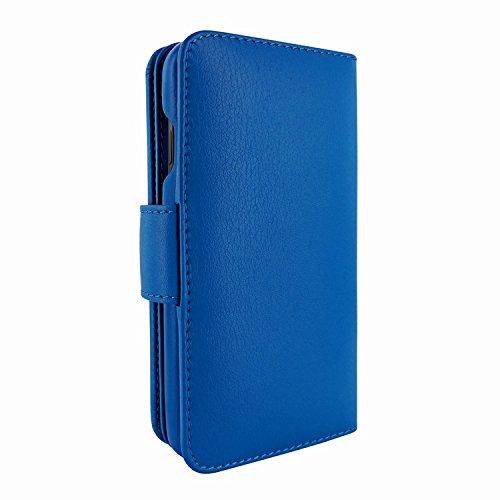 Piel Frama 793 Blue WalletMagnum Leather Case for Apple iPhone X by Piel Frama (Image #4)