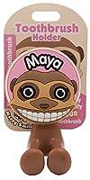 """John Hinde My Name """"Maya"""" Toothbrush Holders"""