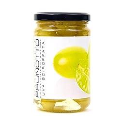 Grapes in Natural Syrup - 12 oz jar