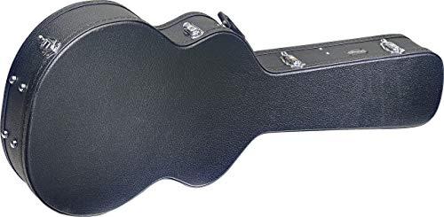 Stagg GCA-SA Basic Semi-Acoustic Guitar Hard Case - Black