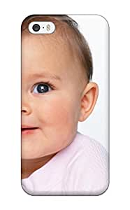 Iphone High Quality Tpu Case/ Cute Babies Baby Background VubDeNY5617lgLhI Case Cover For Iphone 5/5s