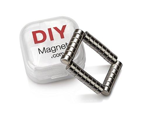 Small round craft refrigerator magnets bulk pack of 30 for Small round magnets crafts