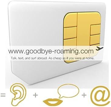 Tarjeta SIM Prepago de Chipre (por internet y llamadas/