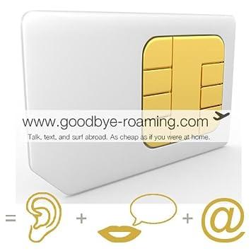 Tarjeta SIM Prepago Inglaterra (por internet y llamadas ...