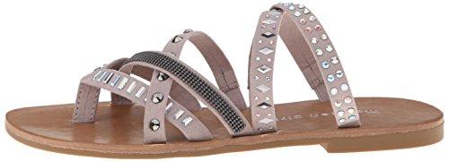 887865309000 - Madden Girl Women's Hoffmen Dress Sandal, Taupe Fabric, 9 M US carousel main 4
