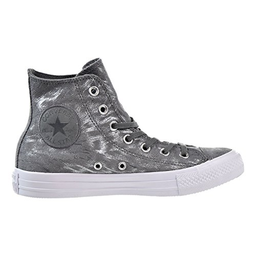 Converse Sneaker Hi Donna All Grey Grigio Star SqHwSr
