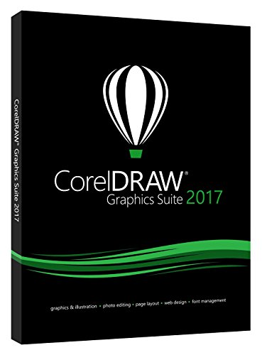 Software : CorelDRAW Graphics Suite 2017 Education Edition for PC (Old Version)