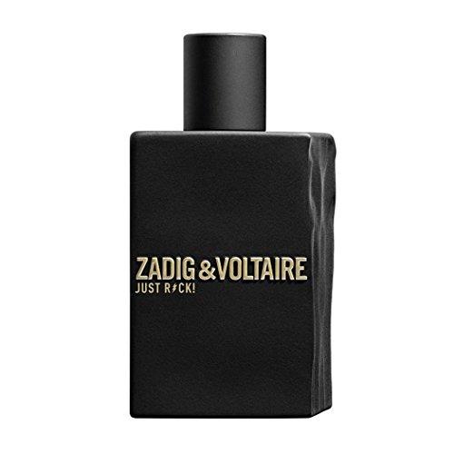 (Zadig et Voltaire Just Rock For Him Pour Lui Eau De Toilette 3.3 Ounce 100 Milliliter)