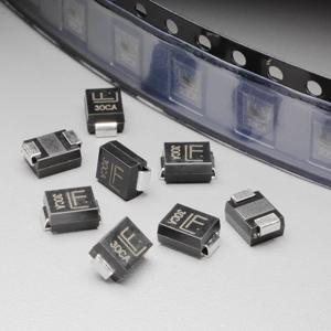 TVS Diodes Transient Voltage Suppressors 30Vr 600W 12.4A 5/% BiDirectional 1 piece