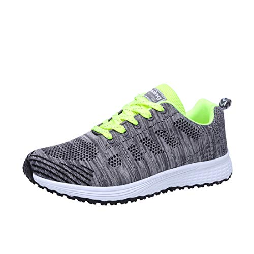 KRIMUS Mens Womens Air Max Shoes Running Shoes Fashion Sneakers for Athletic Sport Walking Gym Fitness ()