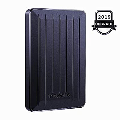 Portable External Hard Drives- 2.5 Inch USB 3.0 External Hard Drives for Laptop,Desktop,Xbox one,PS4,Wii U,Mac,Chormebook by Mexone