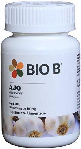Bio B 60 cápsulas Ajo
