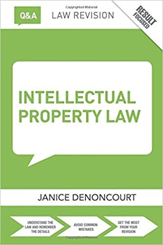 Book Q&A Intellectual Property Law (Questions and Answers) by Janice Denoncourt (2015-12-17)