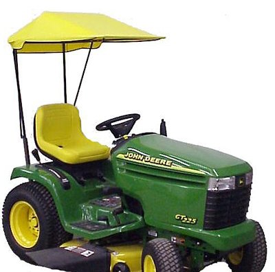 Sunshade Fits John Deere GT, GX, and LX 200 Series Lawn Tractors