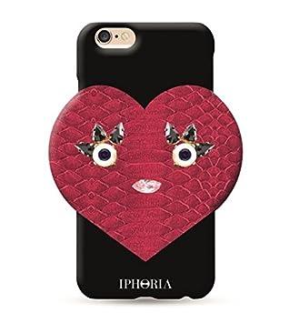 0d0b51ef0a (アイフォリア) Iphoria レディース アクセサリー iPhoneケース Heartbreaker black iPhone 6 / 6s  Case