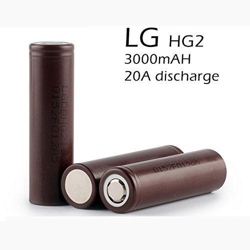Authentic 3000mAh Rechargeable Lithium Battery