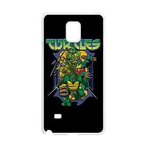 Teenage-Mutant-Ninja-Turtles Samsung Galaxy Note 4 Cell Phone Case White TQ7203233