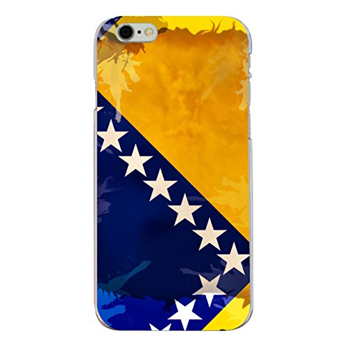 "Disagu Design Case Coque pour Apple iPhone 6 Housse etui coque pochette ""Bosnien-Herzegowina"""